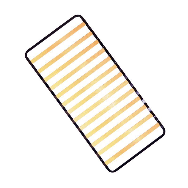 <![CDATA[Rošt do postele 90x200 lamelový v kovovém rámu Idea]]>
