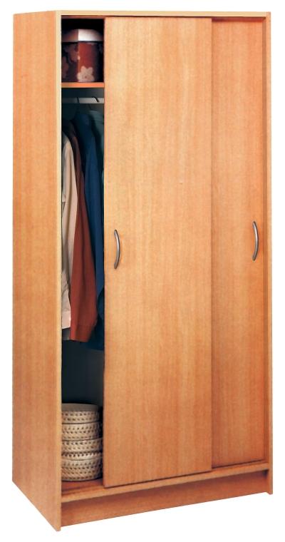 <![CDATA[šatní skříň s posuvnými dveřmi 5699 buk světlý Idea]]>