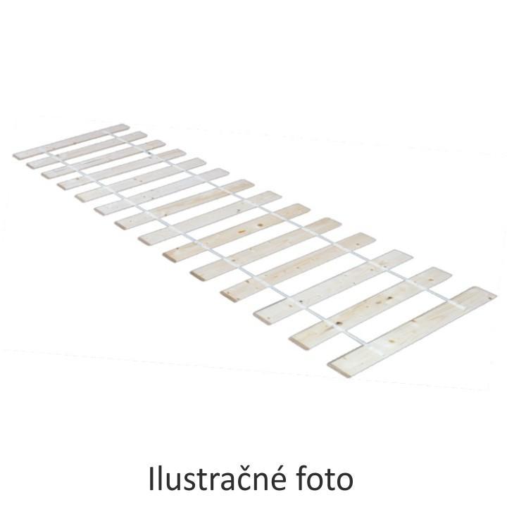<![CDATA[Rolovaný lamelový rošt, 140x200 cm Tempo Kondela]]>