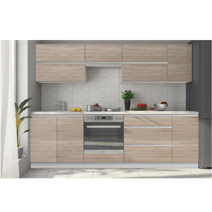 <![CDATA[Kuchyňská skříňka, dolní jednodveřová, dub sonoma, LINE Tempo Kondela]]>