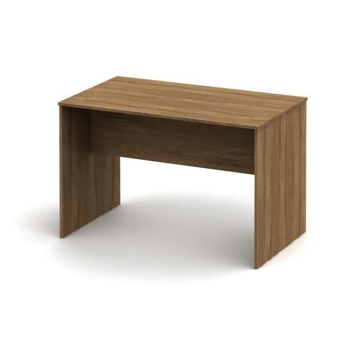 <![CDATA[Zasedací psací stůl, bardolino tmavé, TEMPO AS NEW 021 ZA Tempo Kondela]]>