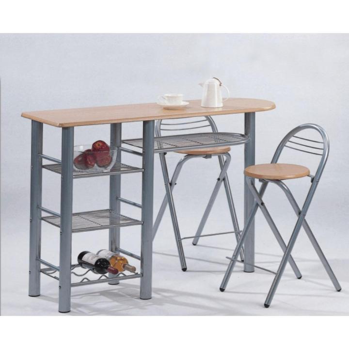 <![CDATA[Barové židle + barový pult, BOXER Tempo Kondela]]>