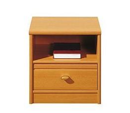 <![CDATA[Noční stolek POP K1S4,4 olše medová BRW]]>