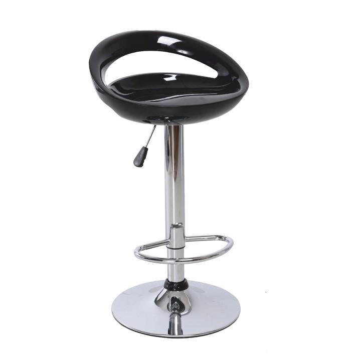 <![CDATA[Barová židle, černá / chrom, DONGO NOVE Tempo Kondela]]>