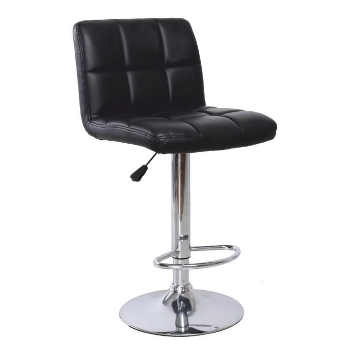 <![CDATA[Barová židle černá / chrom, KANDY Tempo Kondela]]>