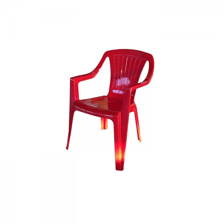 <![CDATA[Dětská židle JERRY 41084 červená Idea]]>