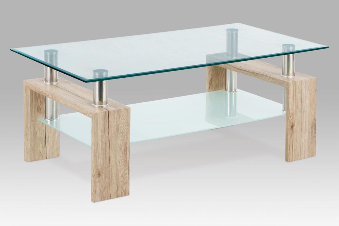 <![CDATA[Konferenční stolek san remo / sklo Autronic]]>
