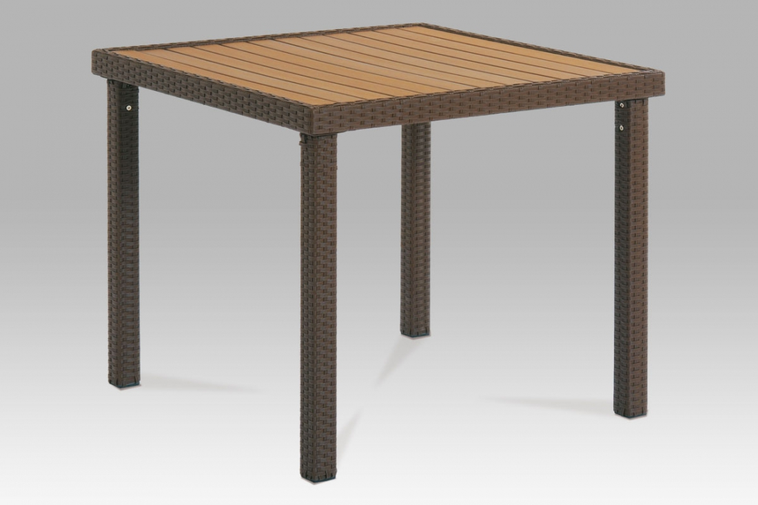 <![CDATA[Zahradní stůl z umělého ratanu BNZ-090 BR Autronic]]>