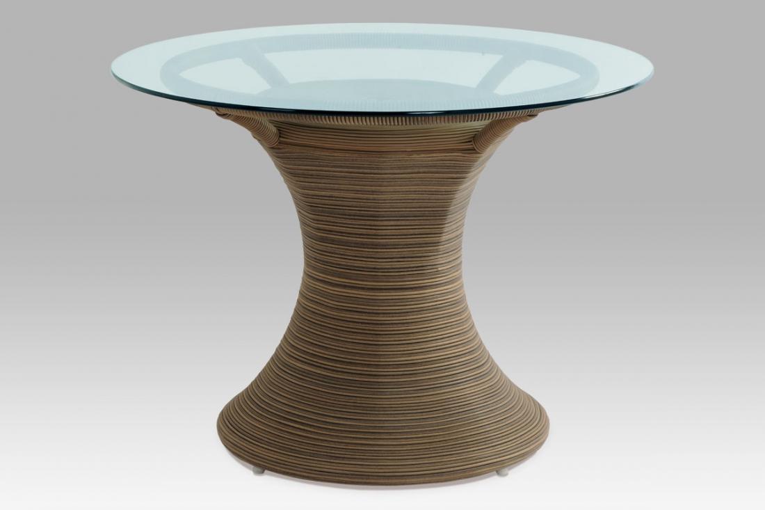 <![CDATA[Zahradní stůl z umělého ratanu SOF048 Autronic]]>