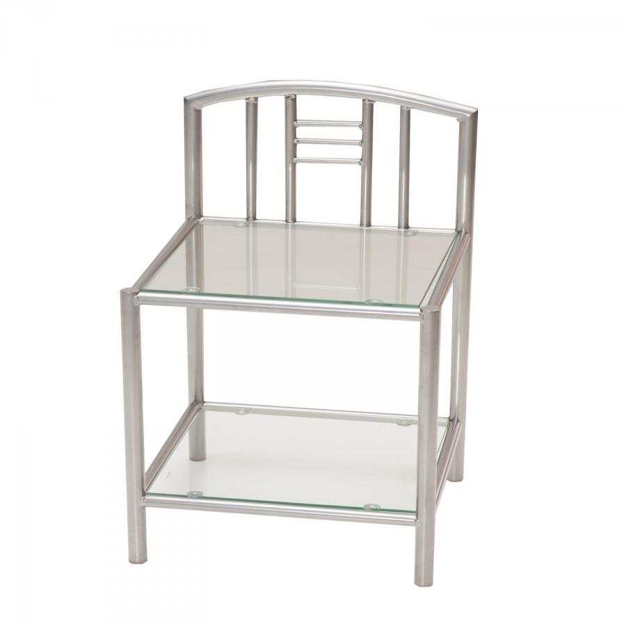 <![CDATA[Noční stolek PARIS kovový Idea]]>