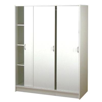<![CDATA[Šatní skříň s posuvnými dveřmi 3323 bílá Idea]]>