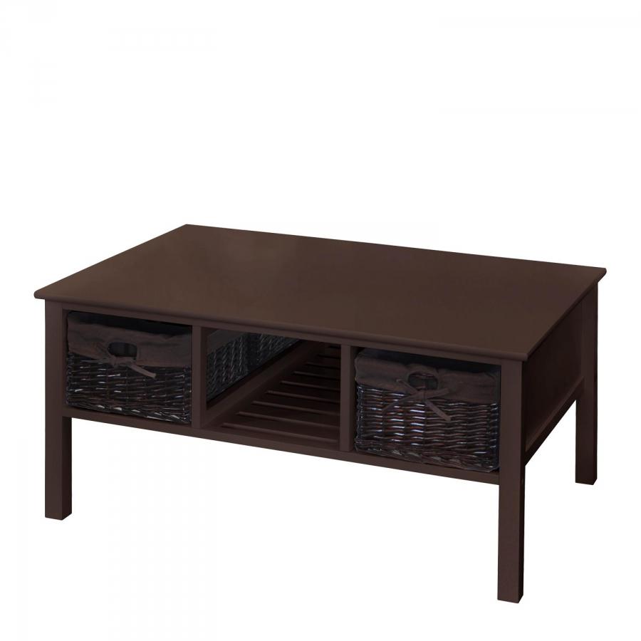 <![CDATA[Konferenční stolek LEONARDO hnědá 4015 Idea]]>
