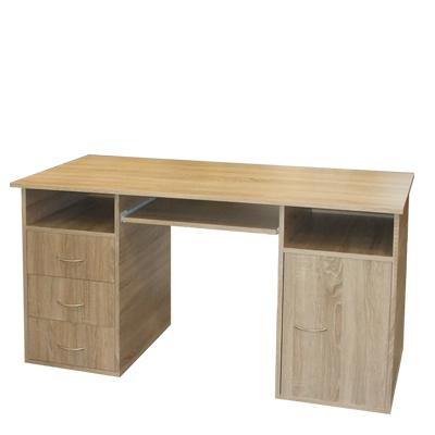 <![CDATA[Počítačový stůl PC stůl 50194 dub sonoma Idea]]>