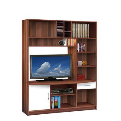 <![CDATA[Obývací stěna 60201 ořech / bílá Idea]]>