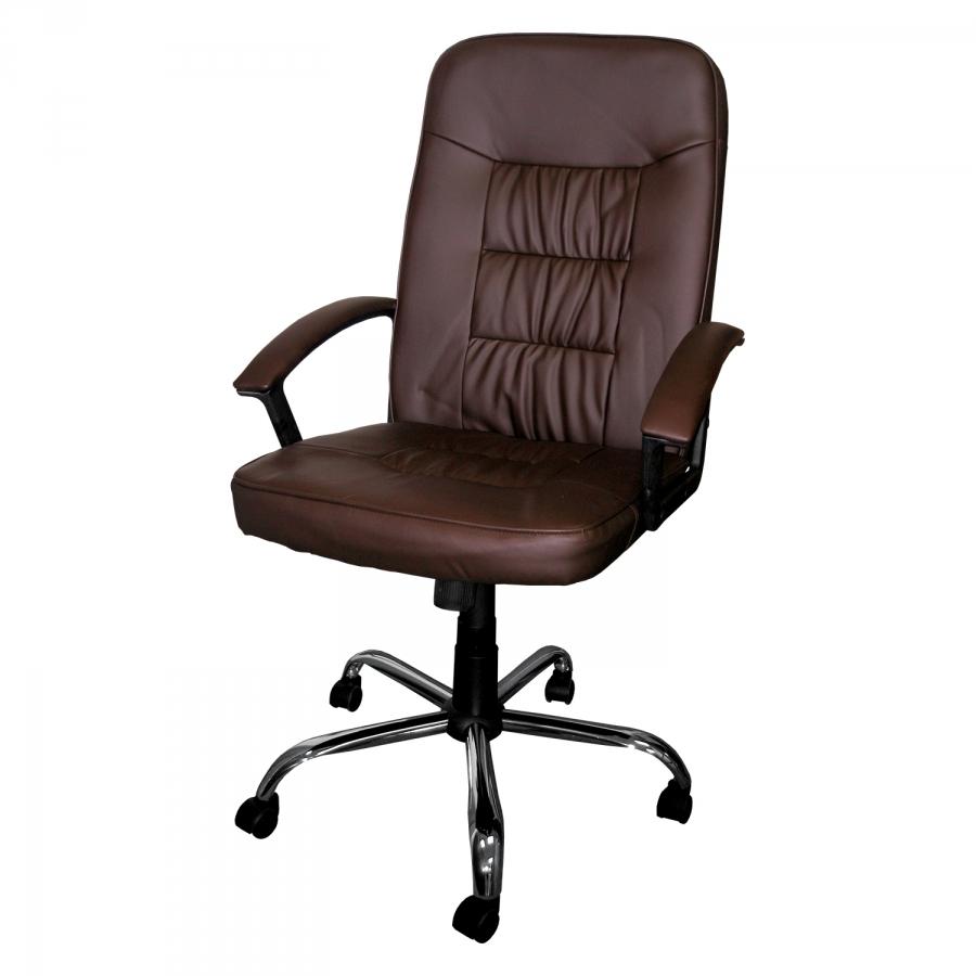 <![CDATA[Kancelářské křeslo kancelářská židle Magnum hnědá Idea]]>