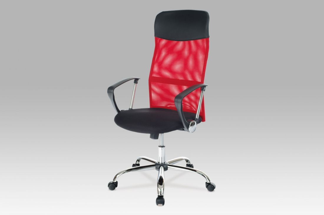 <![CDATA[Kancelářská židle KA-E300 RED červená Autronic]]>
