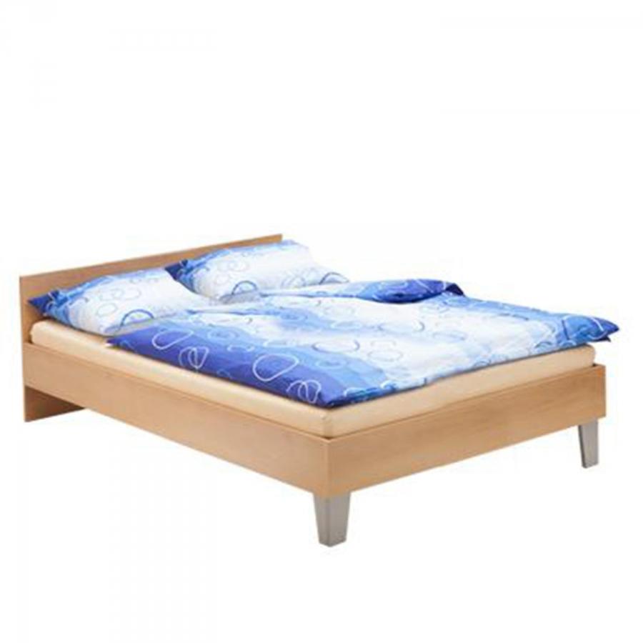 <![CDATA[Manželská postel 180x200 PETRA 1527 buk Idea]]>