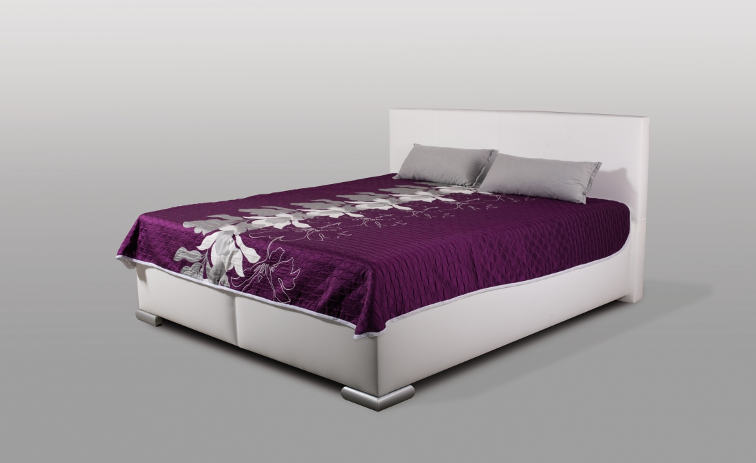 <![CDATA[Manželská postel 160x200 Mia s matrací Teraflex a roštem ND4 New Design]]>