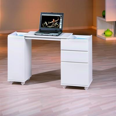 <![CDATA[Rozkládací psací ( pc ) stůl bílý, laptop office Idea]]>