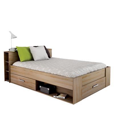 <![CDATA[Multifunkční postel POCKET 140x200, dub sonoma, 159571 Idea]]>