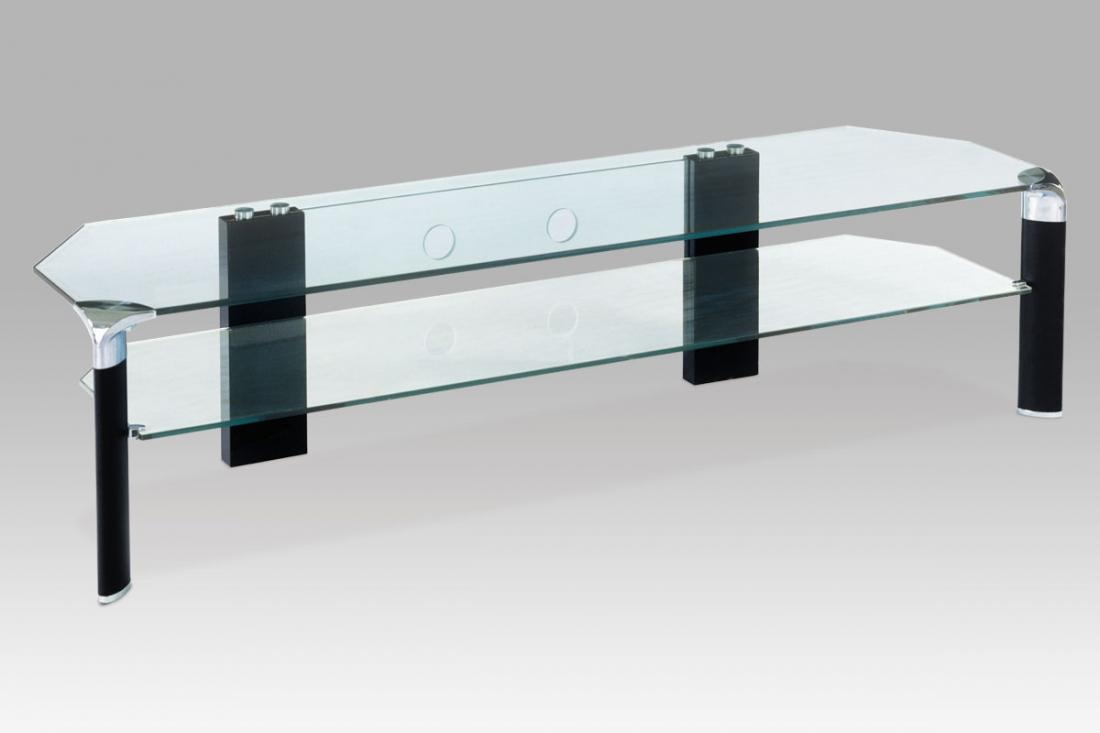 <![CDATA[Televizní stolek ATV-019 BK skleněný Autronic]]>