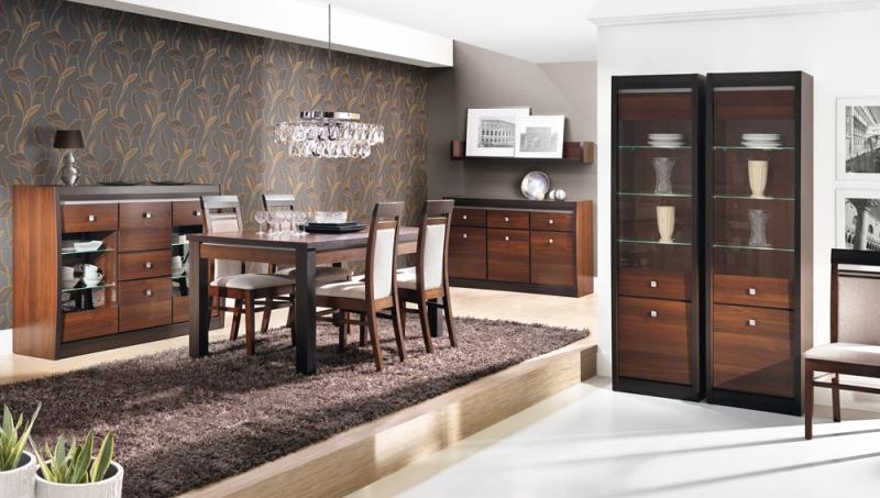 Pokud se rozhodnete spojit obývací a jídelní část v jeden celek, dobře si rozmyslete, jaký konkrétní nábytek si pořídíte. Jako všude jinde, i zde platí, že méně je někdy více. Bezduchý pelmel skříněk dokáže vyvolat chaos, v němž se vám nebude ani dobře odpočívat, ani stolovat.